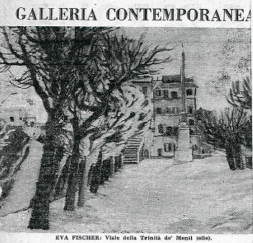 """Riproduzione apparsa su """"Il Popolo di Roma"""" il sette giugno 1947"""