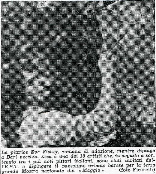 La Gazzetta del Mezzogiorno del 15 maggio 1953